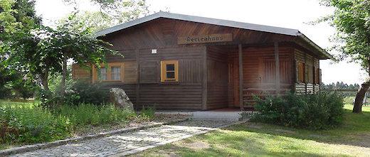 Blockhaus im Bayerischen Wald