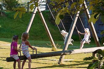Urlaub mit Kindern im Bayerischen Wald