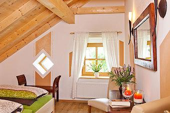Ferienwohnungen auf dem Reiterhof Schanzer in Neureichenau
