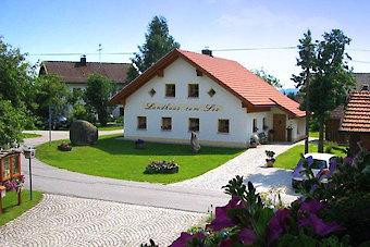 Ferienhaus im Dreiländereck Bayerischer Wald