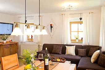 Ferienhaus auf dem Forellen-Reiterhof Schanzer in Neureichenau